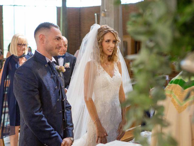 Il matrimonio di Battista e Valeria a Buriasco, Torino 18