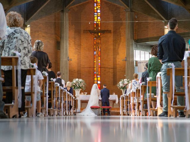 Il matrimonio di Battista e Valeria a Buriasco, Torino 19