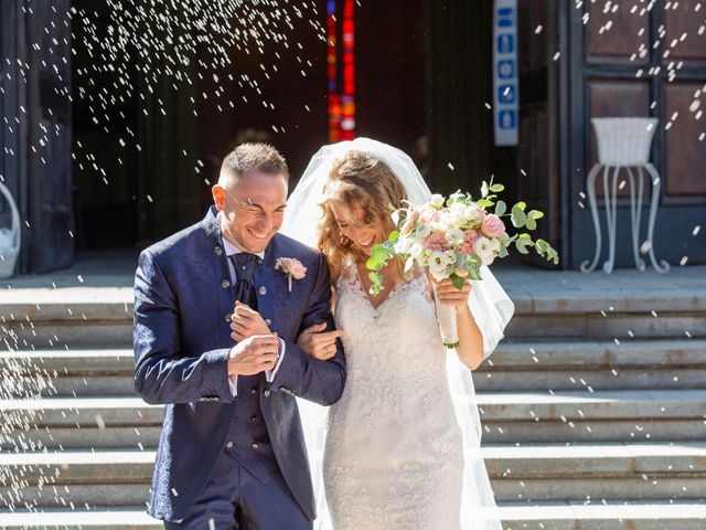 Il matrimonio di Battista e Valeria a Buriasco, Torino 20