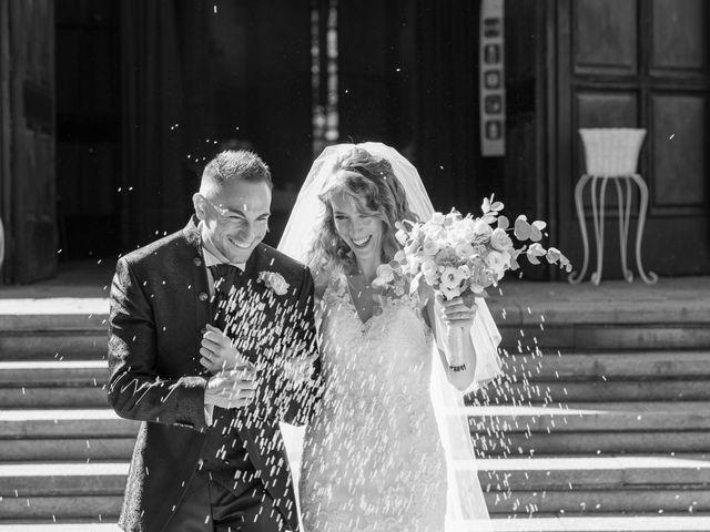 Le nozze di Valeria e Battista