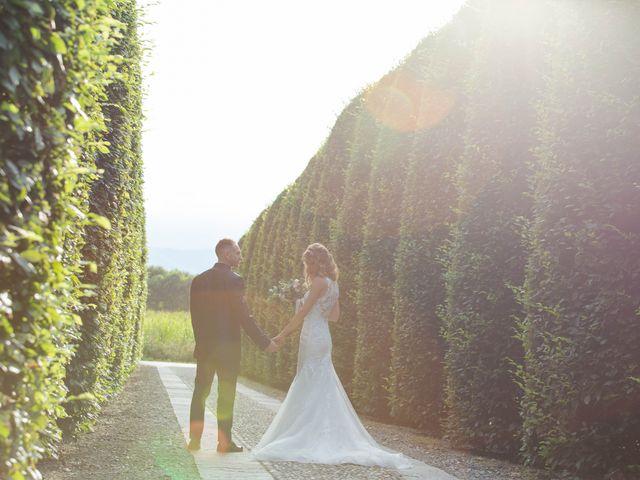 Il matrimonio di Battista e Valeria a Buriasco, Torino 25
