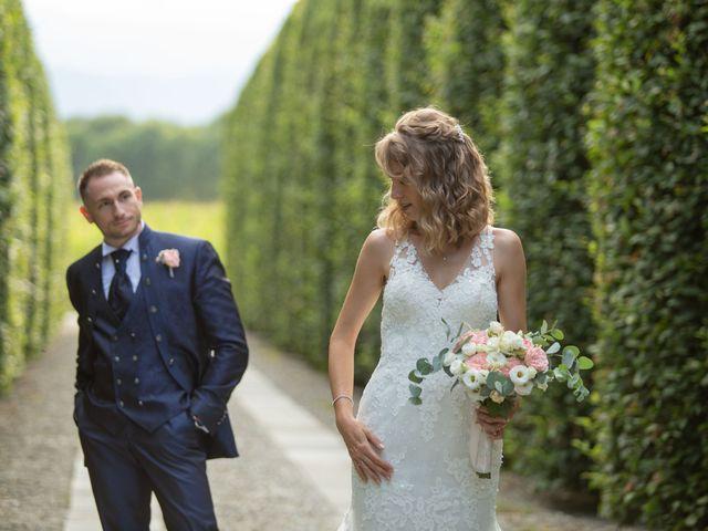 Il matrimonio di Battista e Valeria a Buriasco, Torino 26