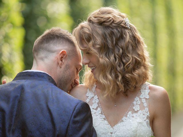 Il matrimonio di Battista e Valeria a Buriasco, Torino 27