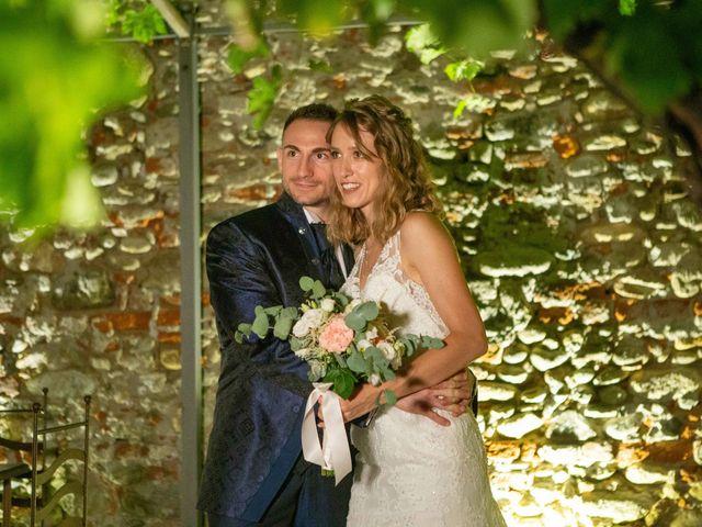 Il matrimonio di Battista e Valeria a Buriasco, Torino 34