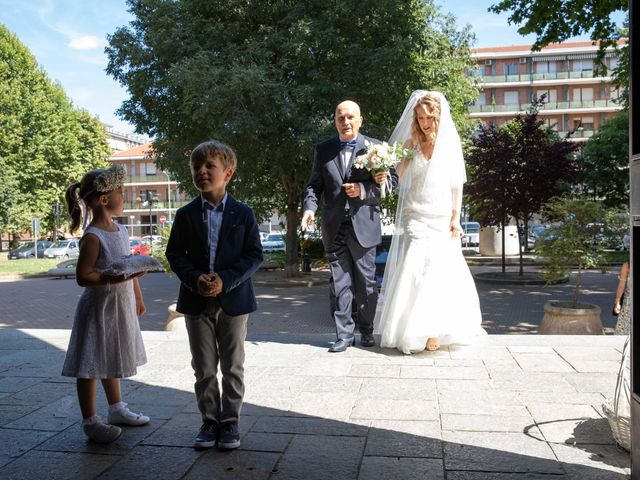 Il matrimonio di Battista e Valeria a Buriasco, Torino 49