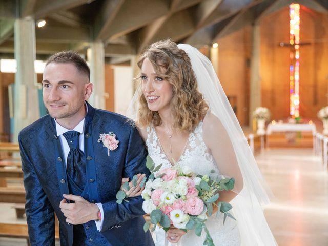 Il matrimonio di Battista e Valeria a Buriasco, Torino 56