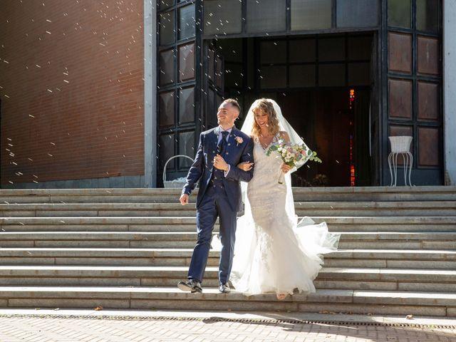 Il matrimonio di Battista e Valeria a Buriasco, Torino 58