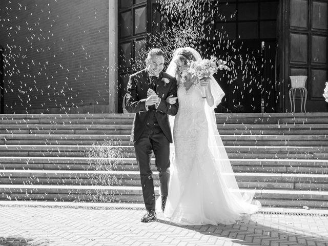 Il matrimonio di Battista e Valeria a Buriasco, Torino 59