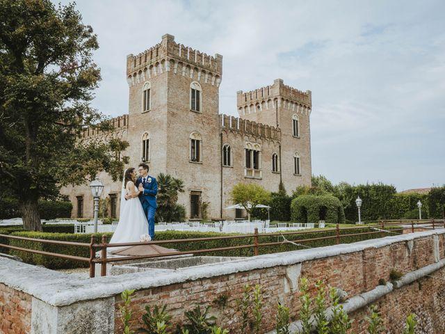 Il matrimonio di Simone e Valentina a Ponso, Padova 1