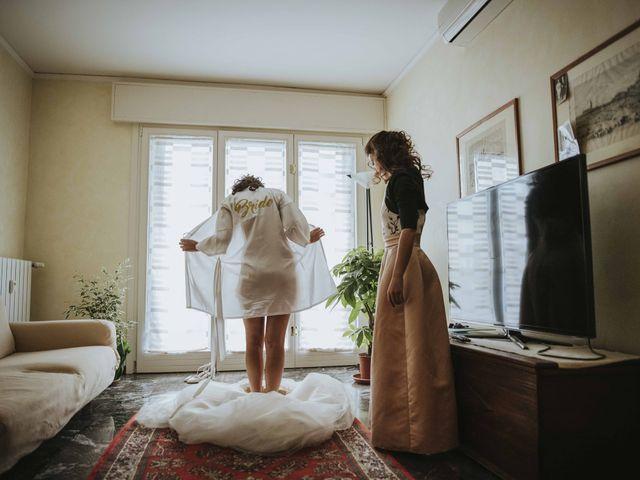 Il matrimonio di Simone e Valentina a Ponso, Padova 5
