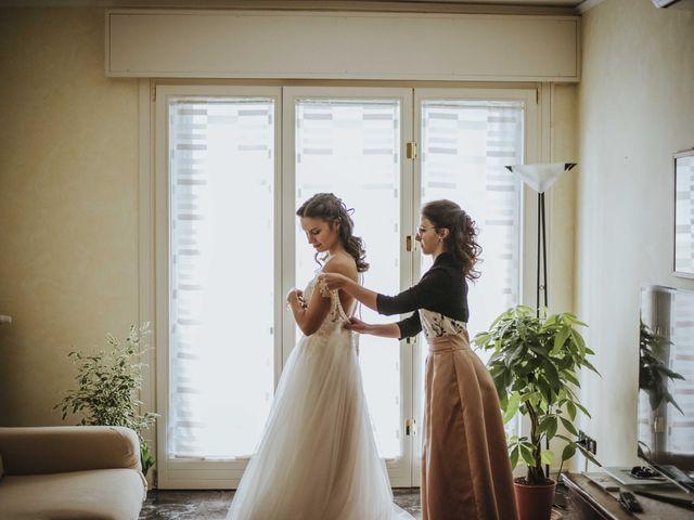 Il matrimonio di Simone e Valentina a Ponso, Padova 7