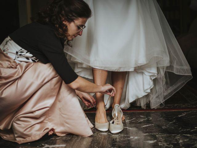 Il matrimonio di Simone e Valentina a Ponso, Padova 10