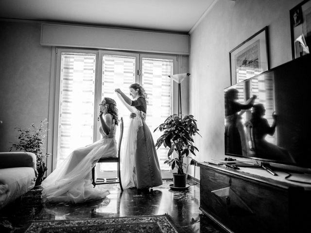Il matrimonio di Simone e Valentina a Ponso, Padova 13