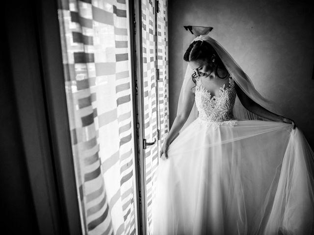 Il matrimonio di Simone e Valentina a Ponso, Padova 17