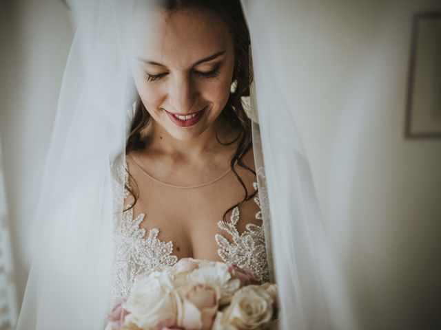 Il matrimonio di Simone e Valentina a Ponso, Padova 20