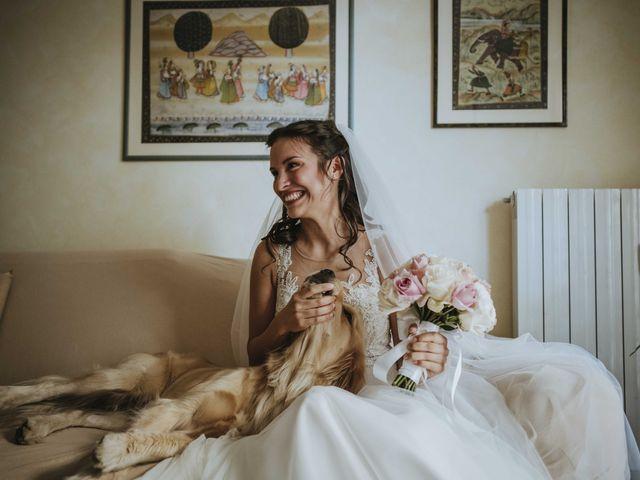 Il matrimonio di Simone e Valentina a Ponso, Padova 22