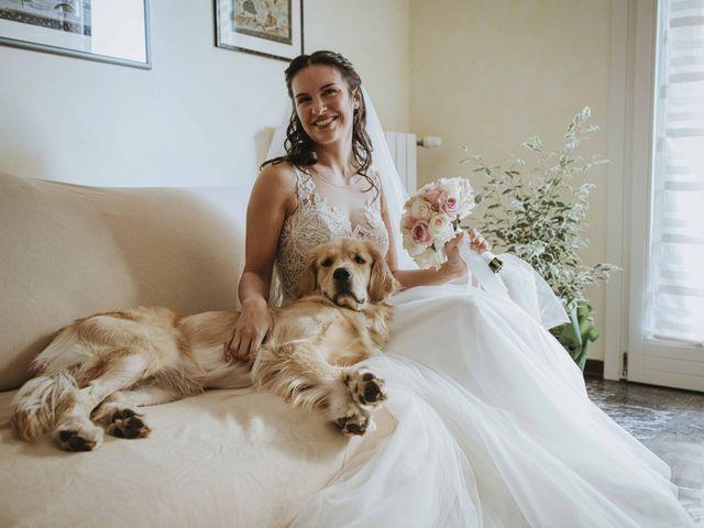 Il matrimonio di Simone e Valentina a Ponso, Padova 23