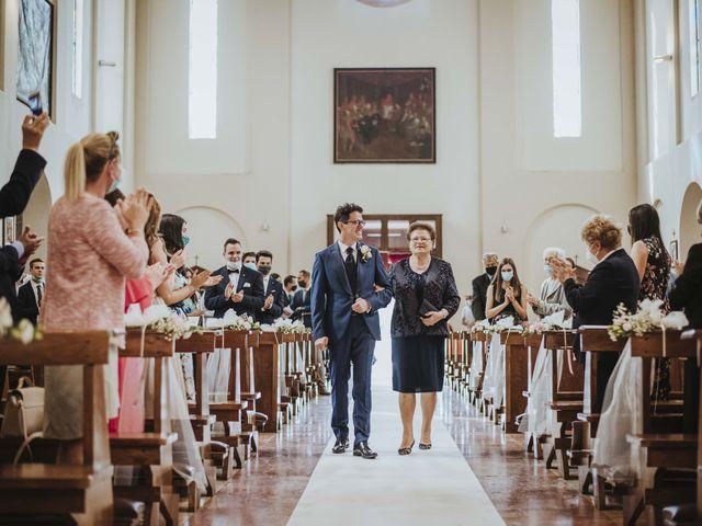 Il matrimonio di Simone e Valentina a Ponso, Padova 25