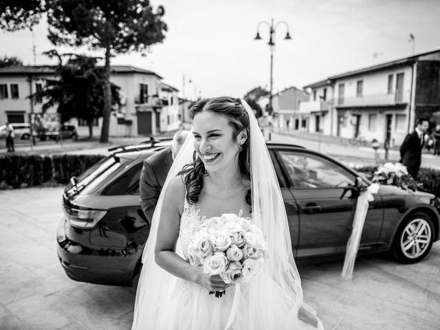Il matrimonio di Simone e Valentina a Ponso, Padova 27