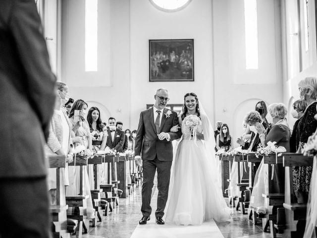 Il matrimonio di Simone e Valentina a Ponso, Padova 30