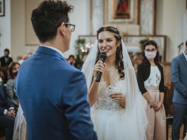 Il matrimonio di Simone e Valentina a Ponso, Padova 32