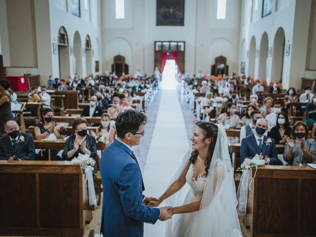 Il matrimonio di Simone e Valentina a Ponso, Padova 33