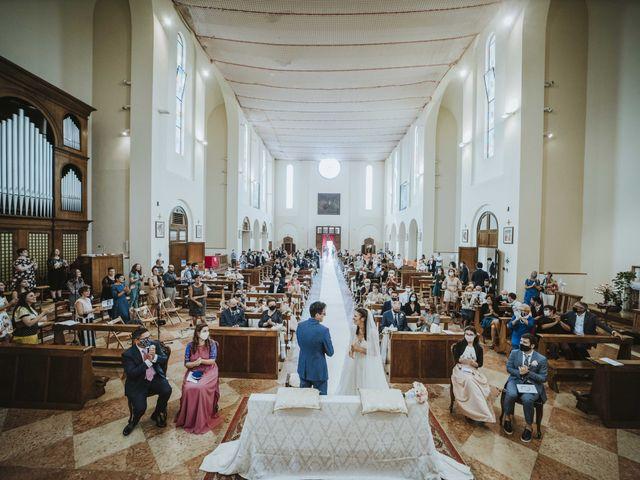 Il matrimonio di Simone e Valentina a Ponso, Padova 36
