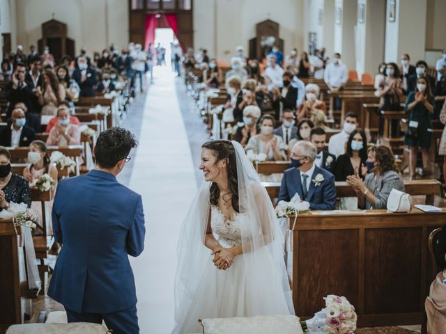Il matrimonio di Simone e Valentina a Ponso, Padova 37