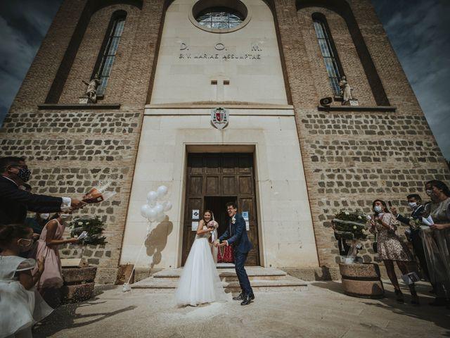 Il matrimonio di Simone e Valentina a Ponso, Padova 39