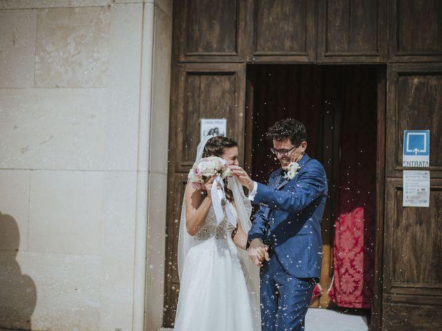 Il matrimonio di Simone e Valentina a Ponso, Padova 40