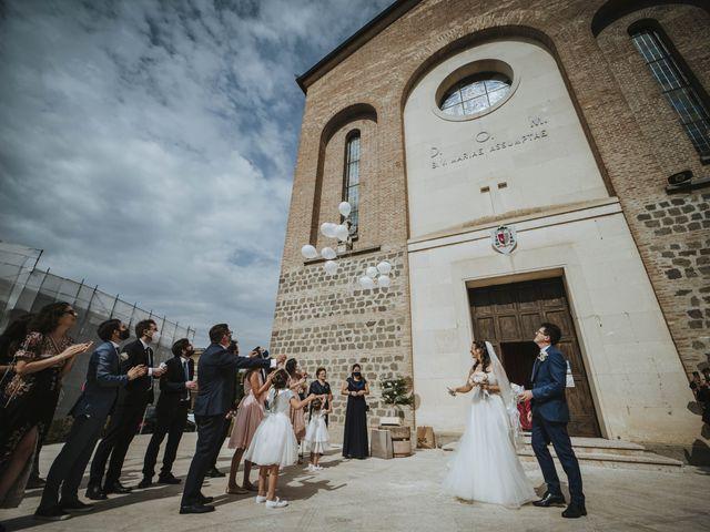 Il matrimonio di Simone e Valentina a Ponso, Padova 42