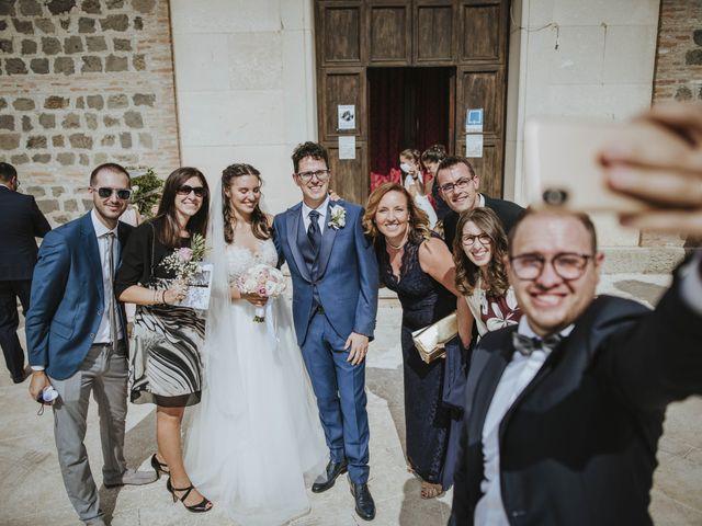 Il matrimonio di Simone e Valentina a Ponso, Padova 43