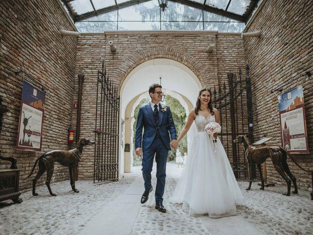 Il matrimonio di Simone e Valentina a Ponso, Padova 45