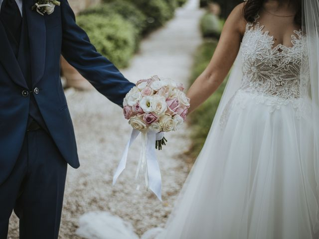 Il matrimonio di Simone e Valentina a Ponso, Padova 54
