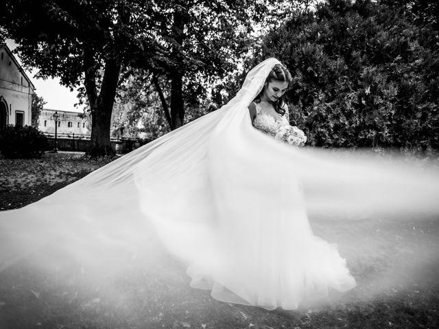 Il matrimonio di Simone e Valentina a Ponso, Padova 57