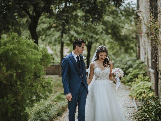 Il matrimonio di Simone e Valentina a Ponso, Padova 61