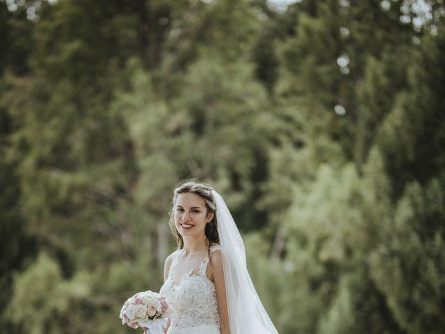 Il matrimonio di Simone e Valentina a Ponso, Padova 67