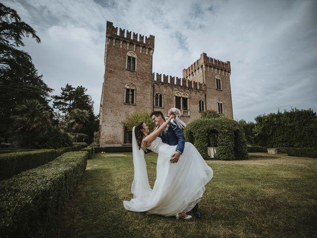 Il matrimonio di Simone e Valentina a Ponso, Padova 69
