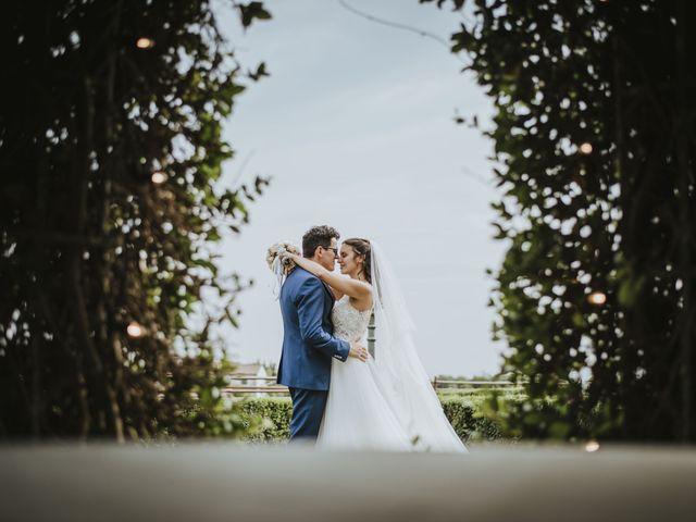 Il matrimonio di Simone e Valentina a Ponso, Padova 71