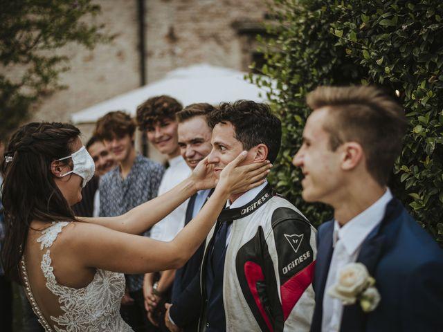 Il matrimonio di Simone e Valentina a Ponso, Padova 85