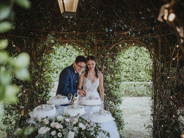 Il matrimonio di Simone e Valentina a Ponso, Padova 90