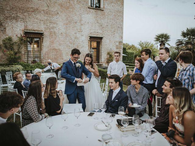 Il matrimonio di Simone e Valentina a Ponso, Padova 95
