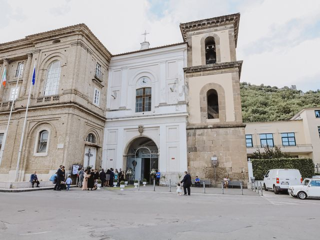 Il matrimonio di Luigi e Tiziana a Salerno, Salerno 18