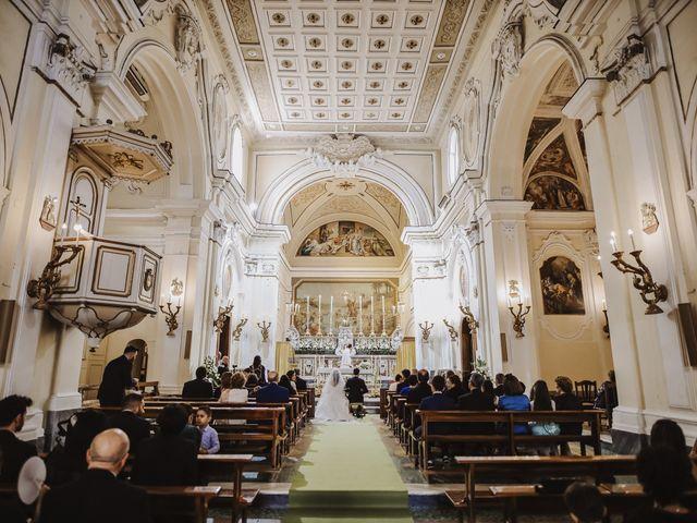 Il matrimonio di Luigi e Tiziana a Salerno, Salerno 24