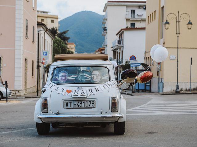 Il matrimonio di Luigi e Tiziana a Salerno, Salerno 30