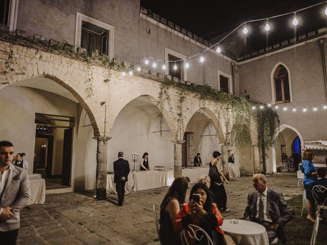Il matrimonio di Luigi e Tiziana a Salerno, Salerno 44
