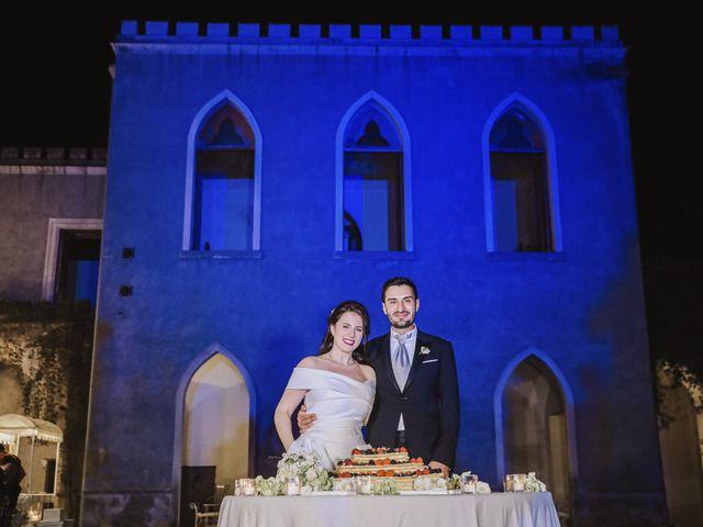 Il matrimonio di Luigi e Tiziana a Salerno, Salerno 54