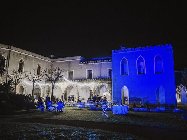 Il matrimonio di Luigi e Tiziana a Salerno, Salerno 58