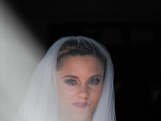 Il matrimonio di Vanessa e Gabriele a Trisobbio, Alessandria 9
