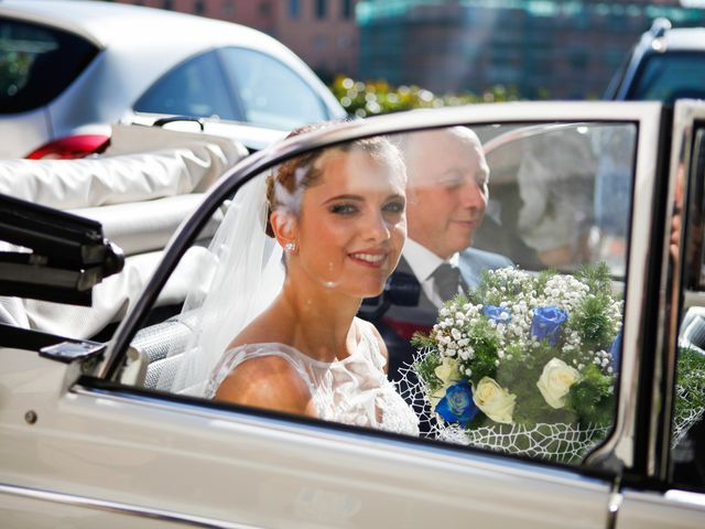 Il matrimonio di Vanessa e Gabriele a Trisobbio, Alessandria 10